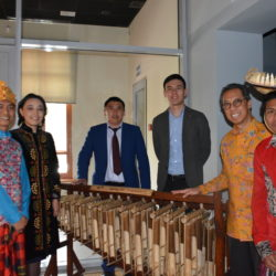 Museum of folk musical instruments named after Ykhlas