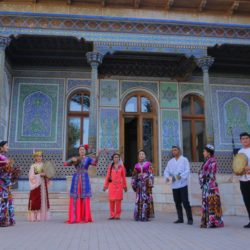 State Museum Applied Art and Handicraft History of Uzbekistan