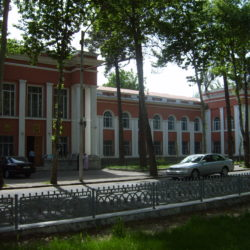 Institute of language and literature of the Tajik Academy of Sciences named after Rudaki
