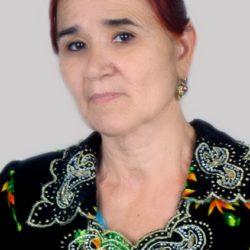 Mumina Shovalieva