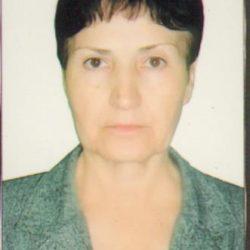 Zinatmo Yusufbekova
